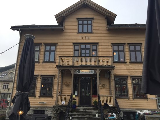 Voss Municipality, Norway: Tre Broer Cafe and Bar