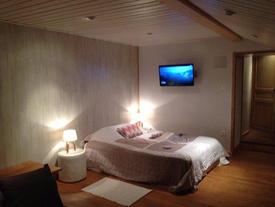 Saint-Maurice, Schweiz: chambre d'hotes