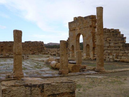 Sbeitla, Tunisia