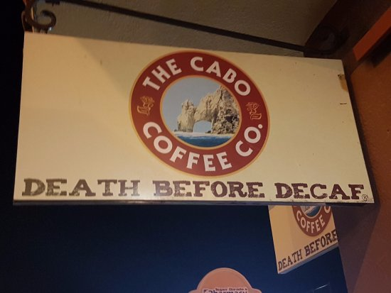 Cabo Coffee Company: Cabo Coffee at its Best
