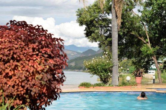 Hotel del Dique: Lo mejor del hotel: la vista.