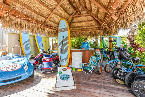 Tropical Breeze Resort Adventure Tiki Al Equipment And Tours Free Amenities