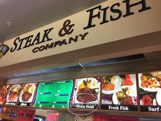 Steak & Fish Company Photo