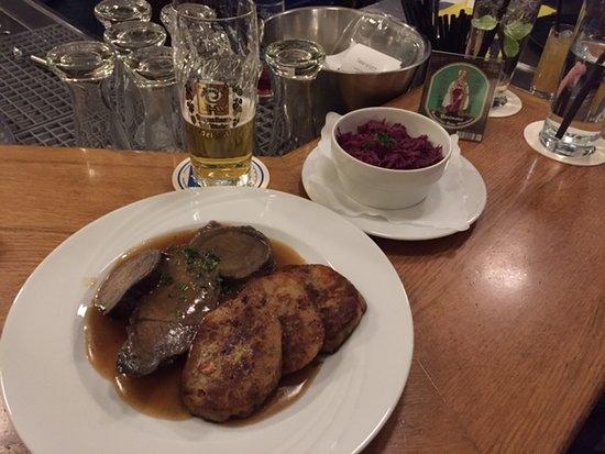 Pub all\'inglese con cucina bavarese - Recensioni su Sappralott ...