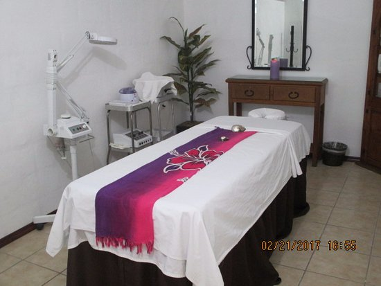 La Cruz de Huanacaxtle, Мексика: Massage Room #1