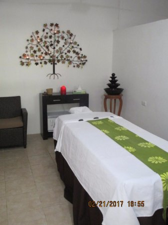 Erimar Salon & Spa: Massage Room #2