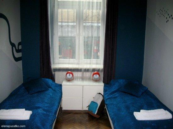Red Kurka Apartments: спальня