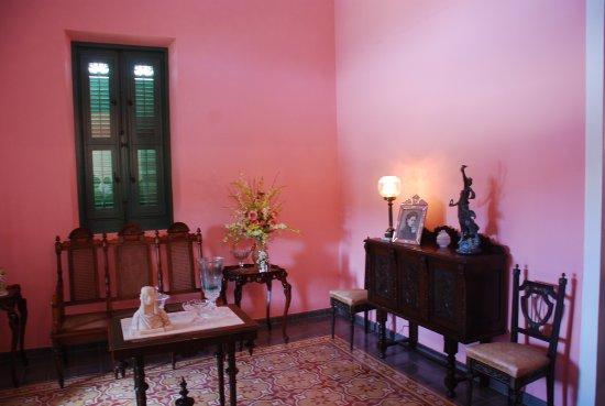 Museo Casa Pilar Defillo: within home