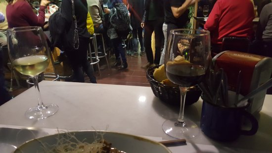 Pozoblanco, Espanha: ambiente viernes noche