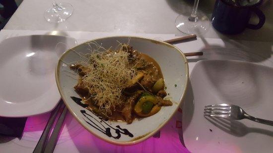 Pozoblanco, إسبانيا: Satay