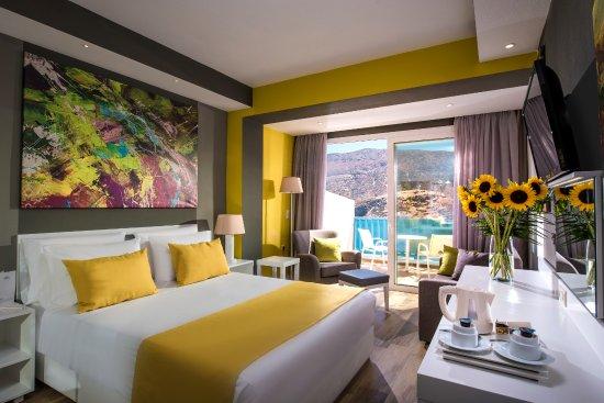 Fodhele, Greece: Sun room