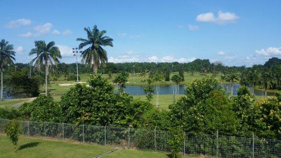 Tanjong Puteri Golf Resort : Golf Course