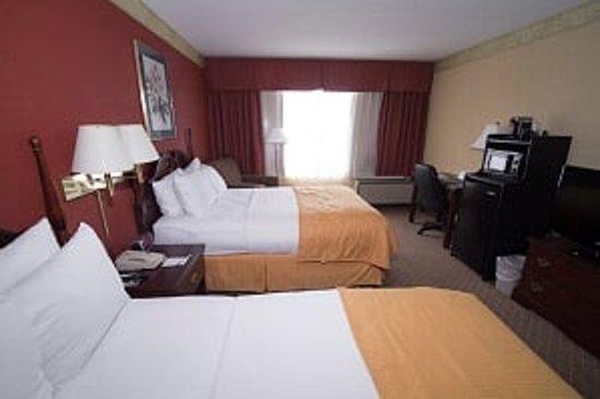 كلاريون إن: Double Bedded Room
