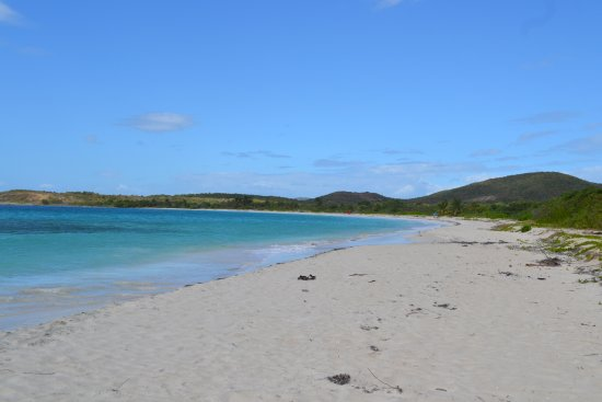 Blue Beach : Stunning views, perfect water, and soft sand!