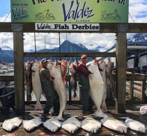 Valdez Saltwater Adventures