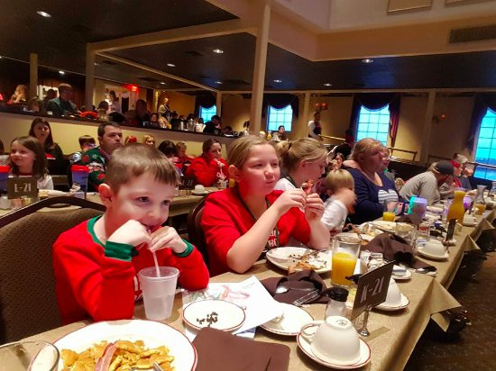 Showboat Branson Belle: Breakfast on the Branson Belle