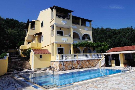 Apollon Apartments Villa Reviews Photos Kassiopi Corfu Tripadvisor