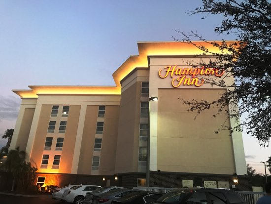 Hampton Inn Tampa / Rocky Point - Airport-billede