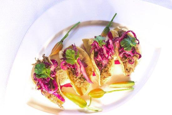 Restaurante El Secreto: Tacos de Pato