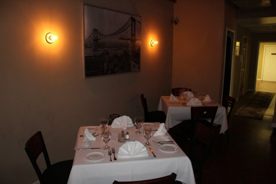 Highland Falls, NY: main dining room