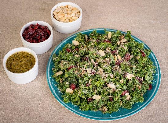 Orrville, Οχάιο: Venice Beach Power Salad