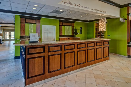 Perfect Hilton Garden Inn Indianapolis Northeast / Fishers: Front Desk Nice Design