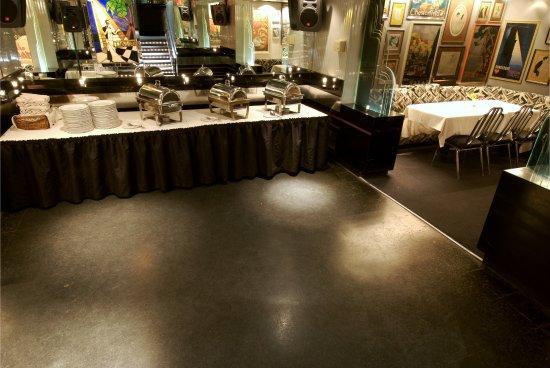 1789 Restaurant : F. Scott's