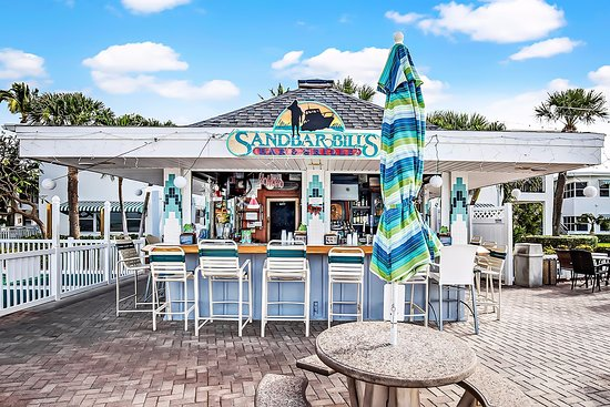 Sandbar Bill S St Pete Beach