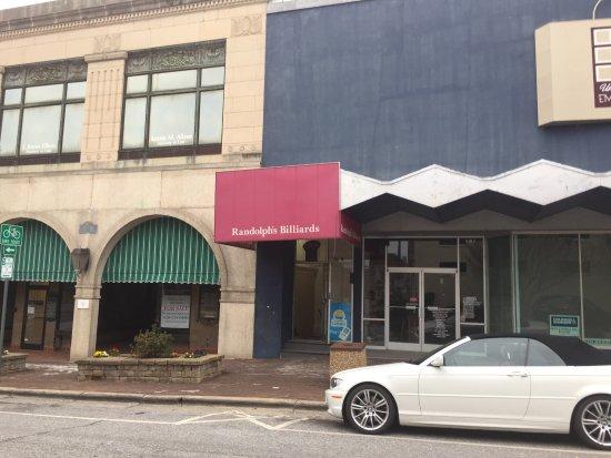 Randolph's Billiard's - Randolph's Grill