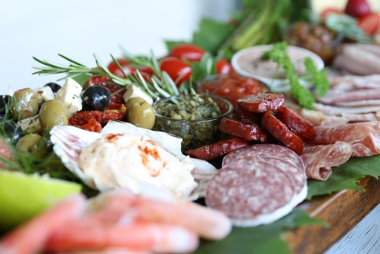 Marlborough Bed & Breakfast: Antipasto Tray