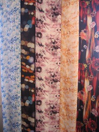 Beckford, UK: silks