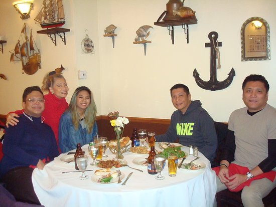 Black Sea Fish Grill Part Of My Dearest Family Dining At