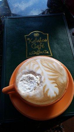 Kalaheo, HI: Cafe Mocha - Yummy
