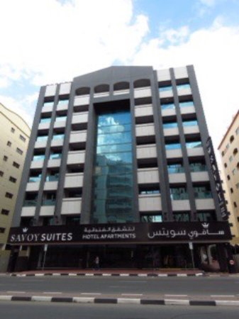 Savoy Suites Hotel Apartments: photo0.jpg