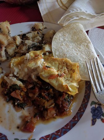 Vinton, VA: Inside The Mexican Omelette