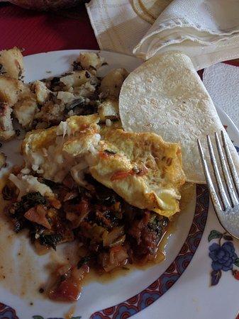 Vinton, Вирджиния: Inside The Mexican Omelette