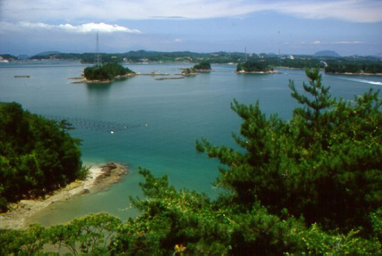 Amakusa Matsushima Observation Deck