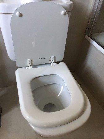 Atempo Design Hotel: assento torto