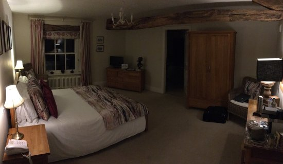 Lupton, UK: Standard room