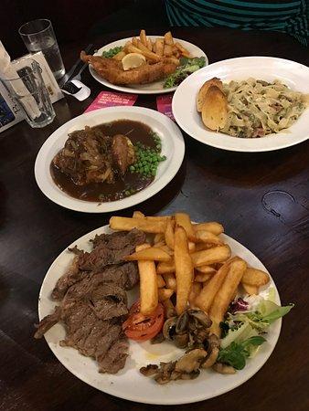 Shipwrights Restaurant Reviews