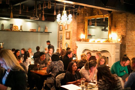 Photo of American Restaurant RM Champagne Salon at 116 N Green St, Chicago, IL 60607, United States