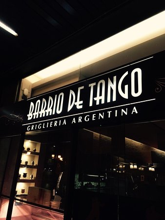 Barrio De Tango