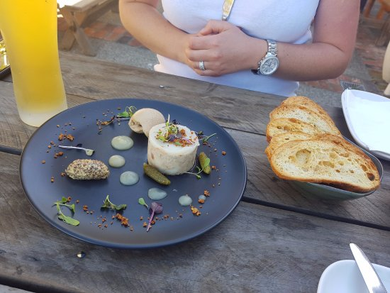 Martinborough, Selandia Baru: Pork Rillette