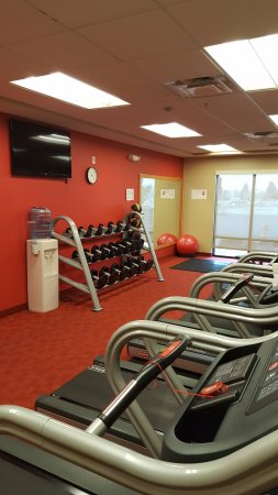 TownePlace Suites Richland Columbia Point: Fitness area
