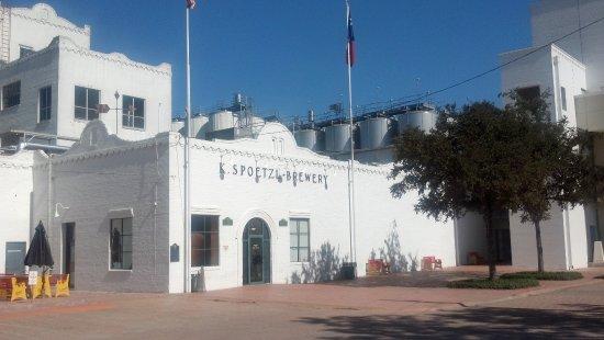 Shiner, TX: Spoetzl Brewery