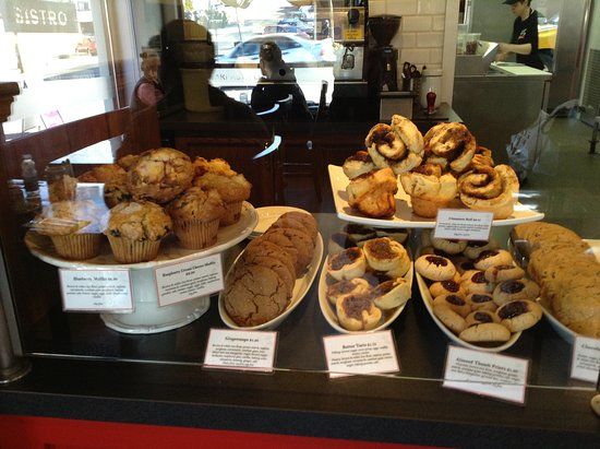 Ladysmith, Canada: Gluten free bounty