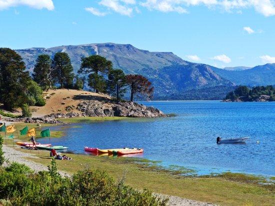 Lago Alumine: Lago Aluminé