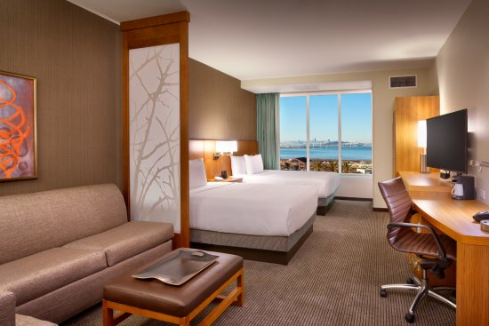 Hyatt Place Emeryville/San Francisco Bay Area: Bay View Room With Two Queen  Beds