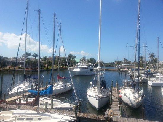 Mariner's Lodge and Marina : living the dream....