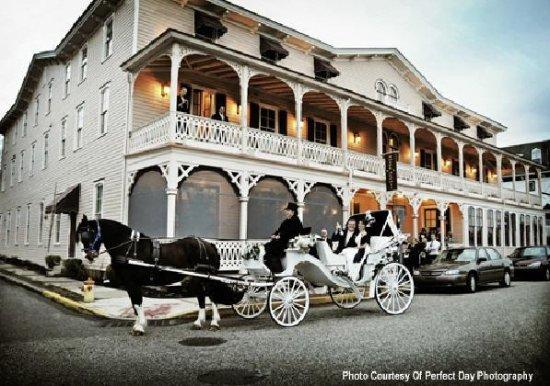 Historic Hotel Alcott In Cape May Nj